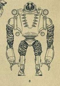 lajka robot